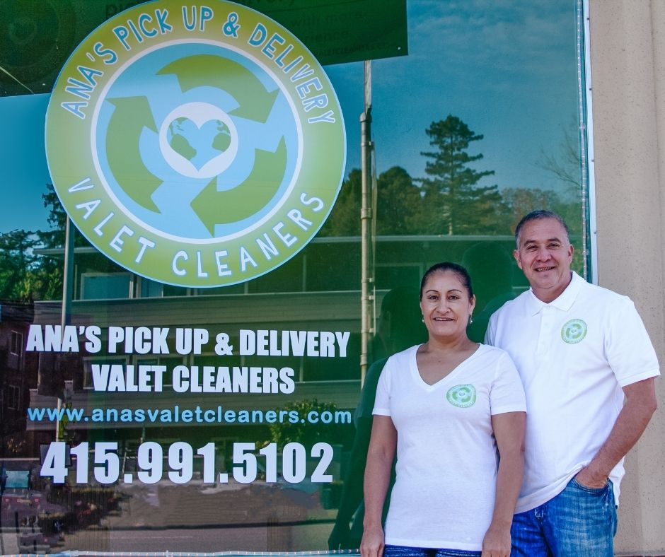 Ana's Valet Dry Cleaners Organic and Natural