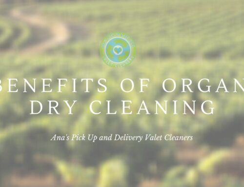 7 Benefits of Organic Dry Cleaning